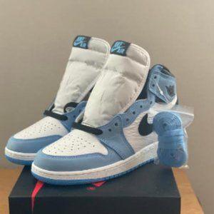Air Jordan 1 Retro High OG University Blue  WOMEN'S  SHOES
